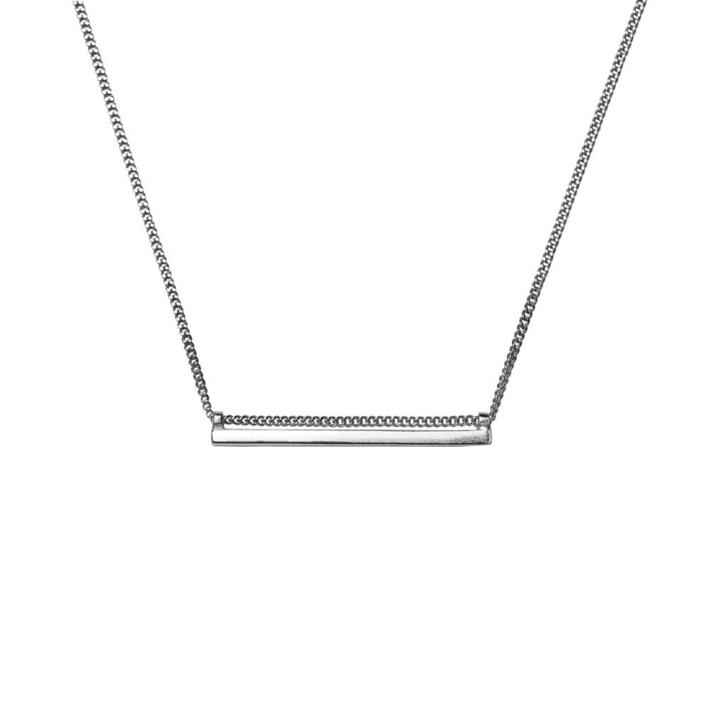 Silver Line Pendant