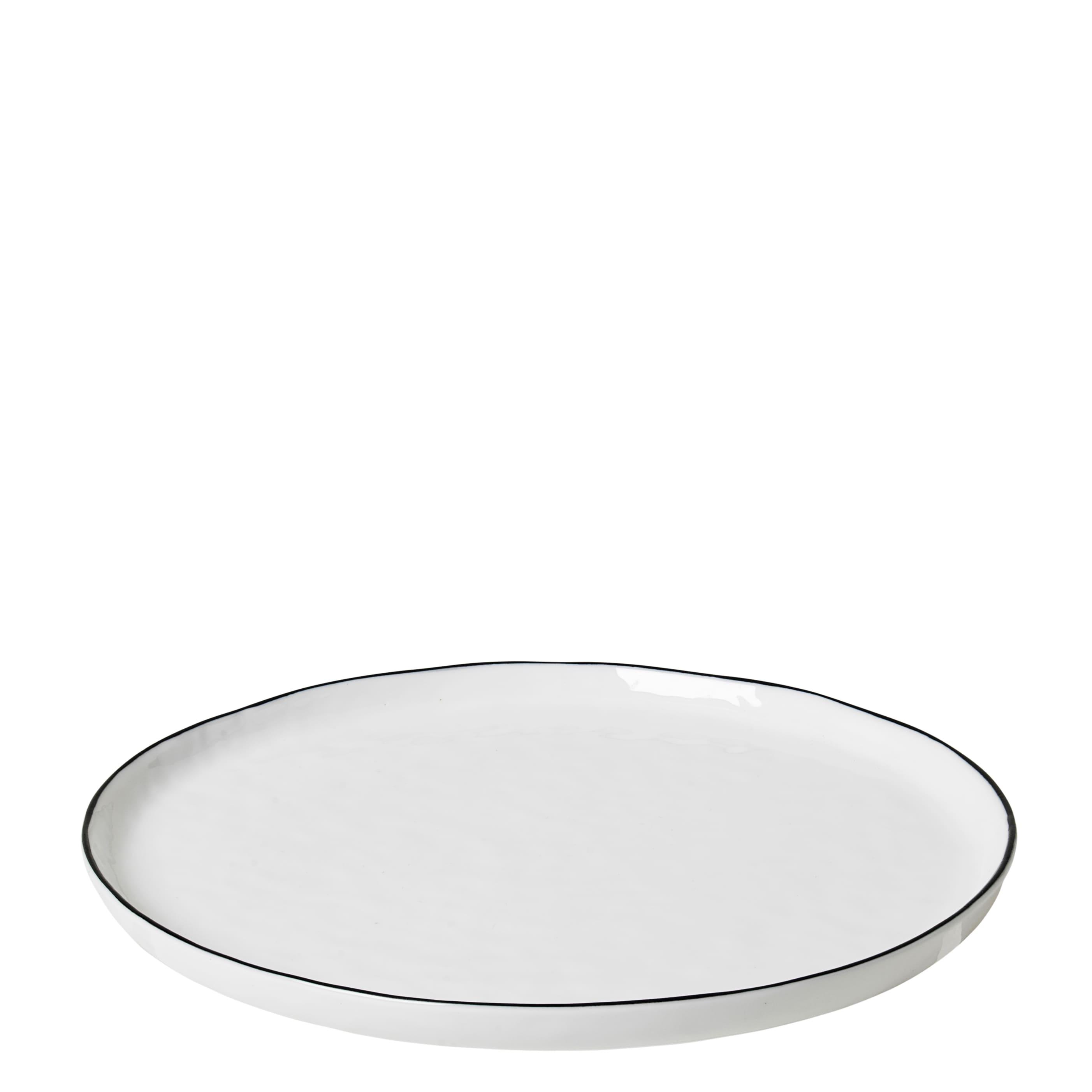 Broste Copenhagen Salt Lunch Plate