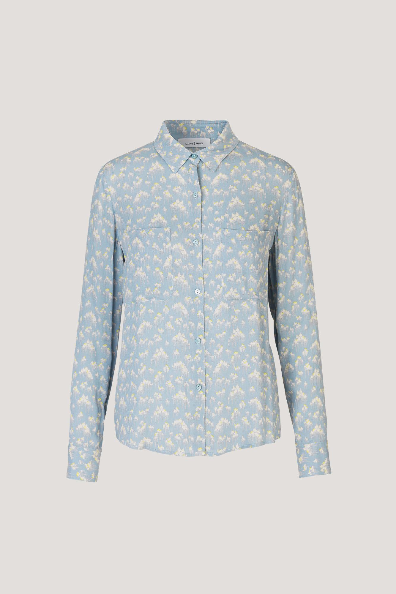 Samsoe & Samsoe Nuvola Print Milly Shirt