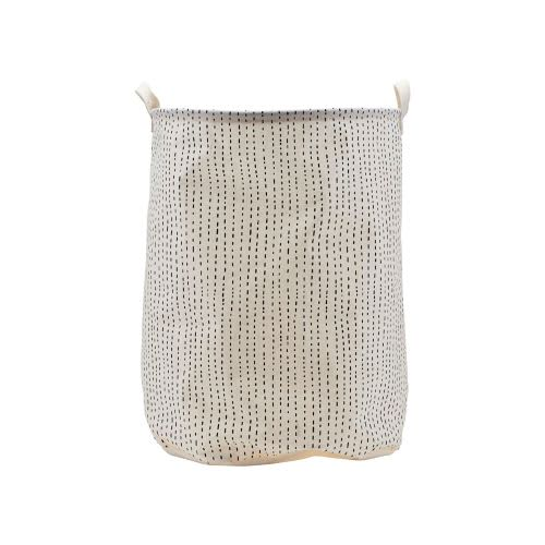 House Doctor Rain Cotton Laundry Bag