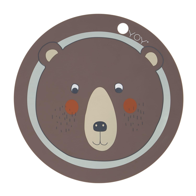 OYOY Bear Placemat