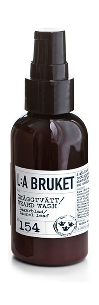L:A Bruket 60ml Beard Wash