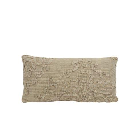 Light & Living Natural Stonewashed Cushion