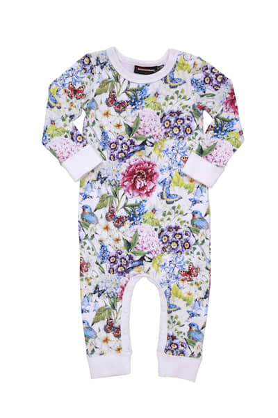 Rock Your Baby Country Garden Playsuit