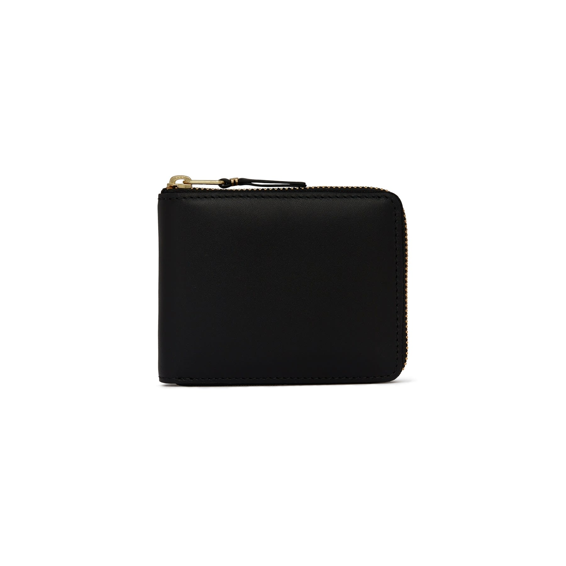 Comme Des Garcons Play CDG Leather Wallet Classic Line (Black SA7100)