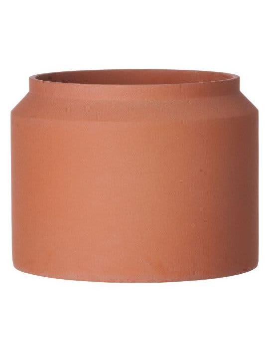 Ferm Living Large Ochre Pot