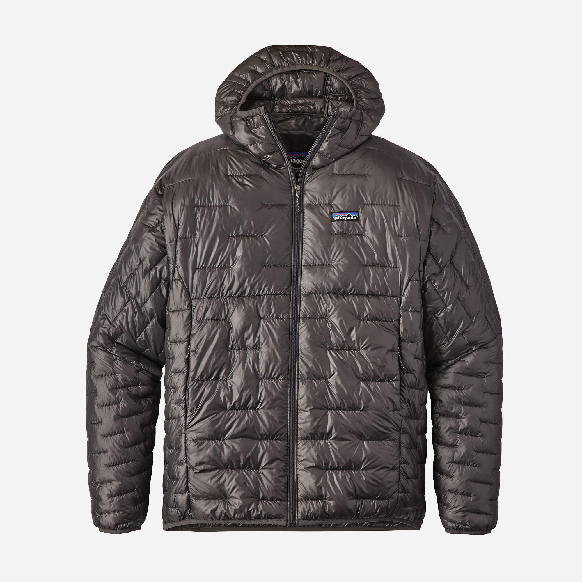 Patagonia Force Gray Micro Puff Jacket