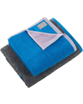 HAY Compose Hand Towel Sky Blue