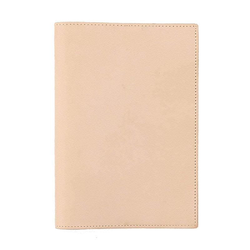Midori A5 Goat Cover for MD Notebook
