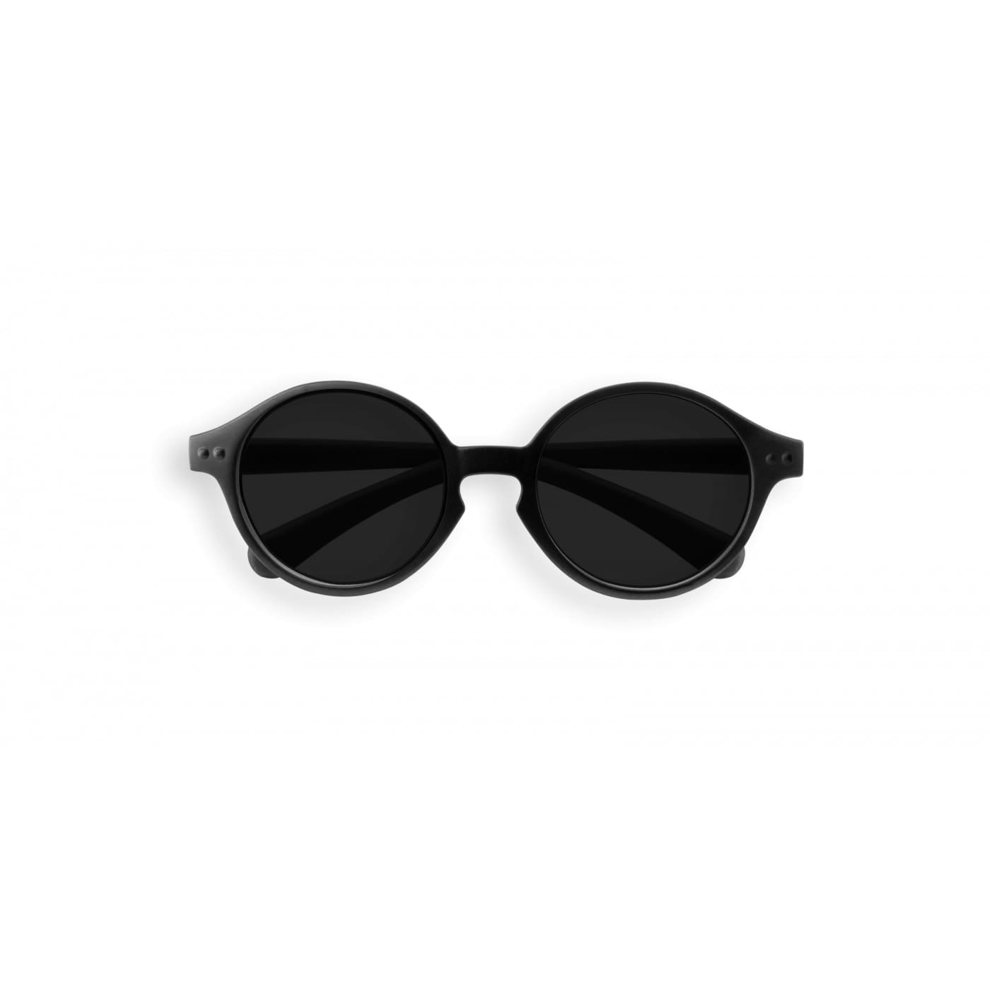 Izipizi Paris Kids Black Sunglasses