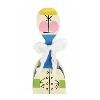 Vitra No. 21 Wooden Doll Home Decor