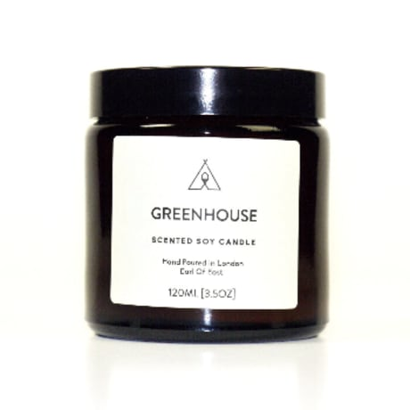 Trouva Earl Of East London Earl Of East Greenhouse Candle
