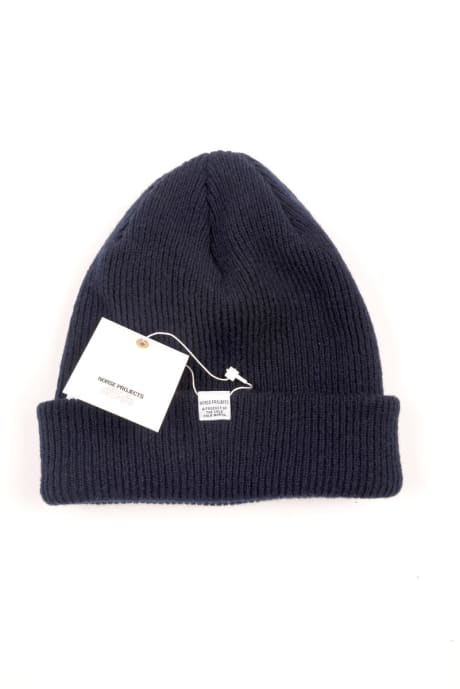 c1975ed19b0 Trouva  Norse Projects Navy Beanie