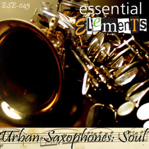Soulful Sax 25