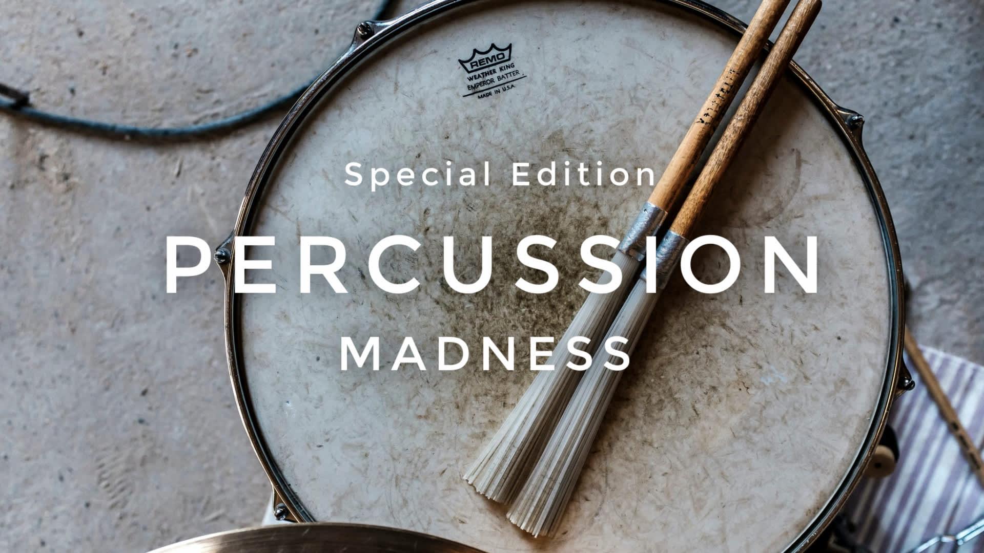 Percussion Madness