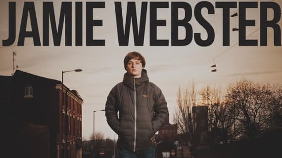 "Jamie Webster releases debut album ""We Get By"""