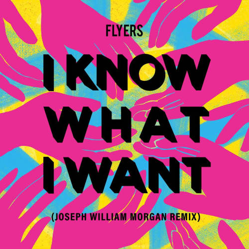 I Know What I Want (Joseph William Morgan Remix) (Instrumental)