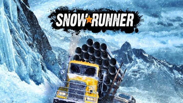 SnowRunner Launch Trailer