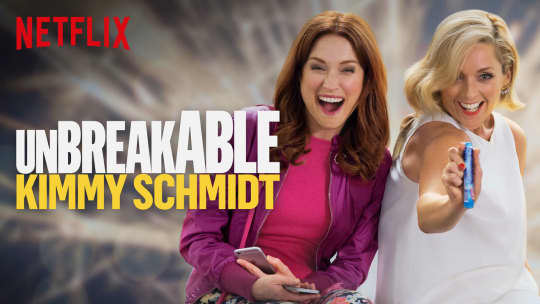 "Unbreakable Kimmy Schmidt featuring ""Feelin Brand New"""