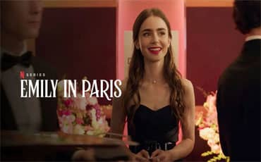 Emily in Paris Promo (Netflix)