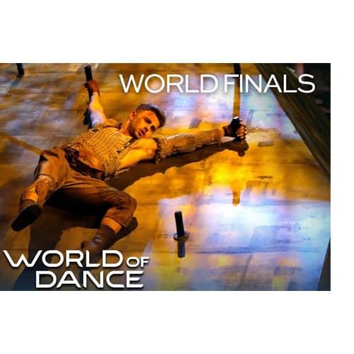 Michael Dameski World of Dance