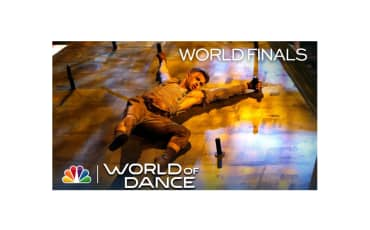 Michael Dameski World of Dance