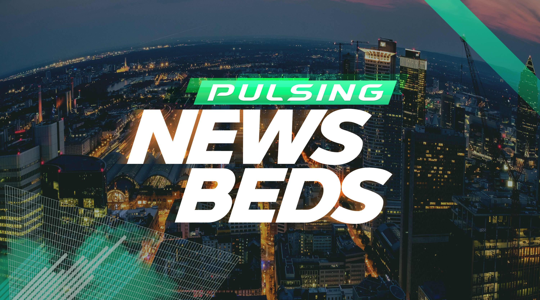 Pulsing News Beds