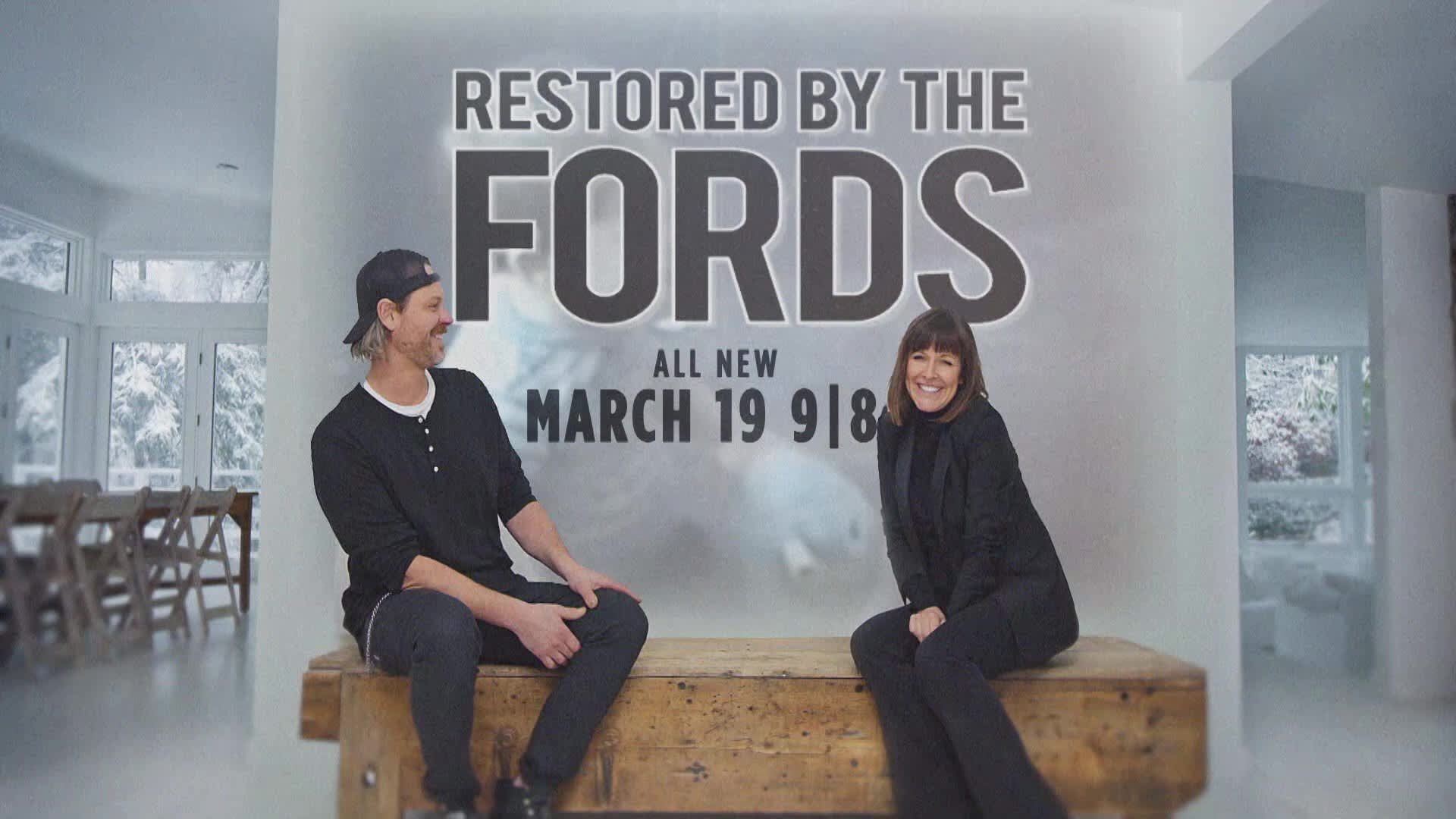 """Good To Go"" featured in promos for Season 2 of Restored By The Fords on HGTV"