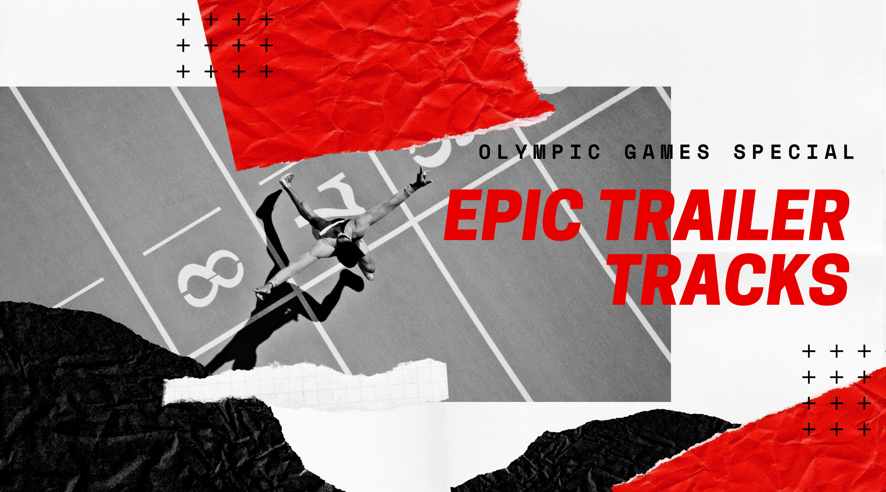 Olympic Games Special:  Epic Trailer Tracks