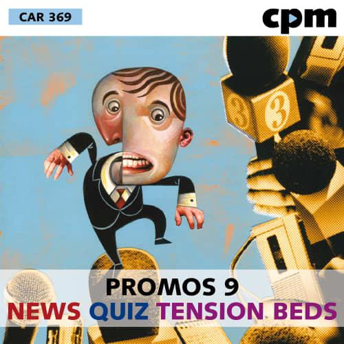 PROMOS 9 - NEWS/QUIZ/TENSION BEDS