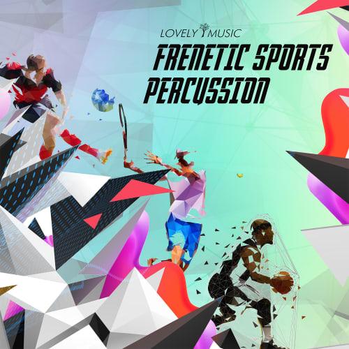 Frenetic Sports Percussion