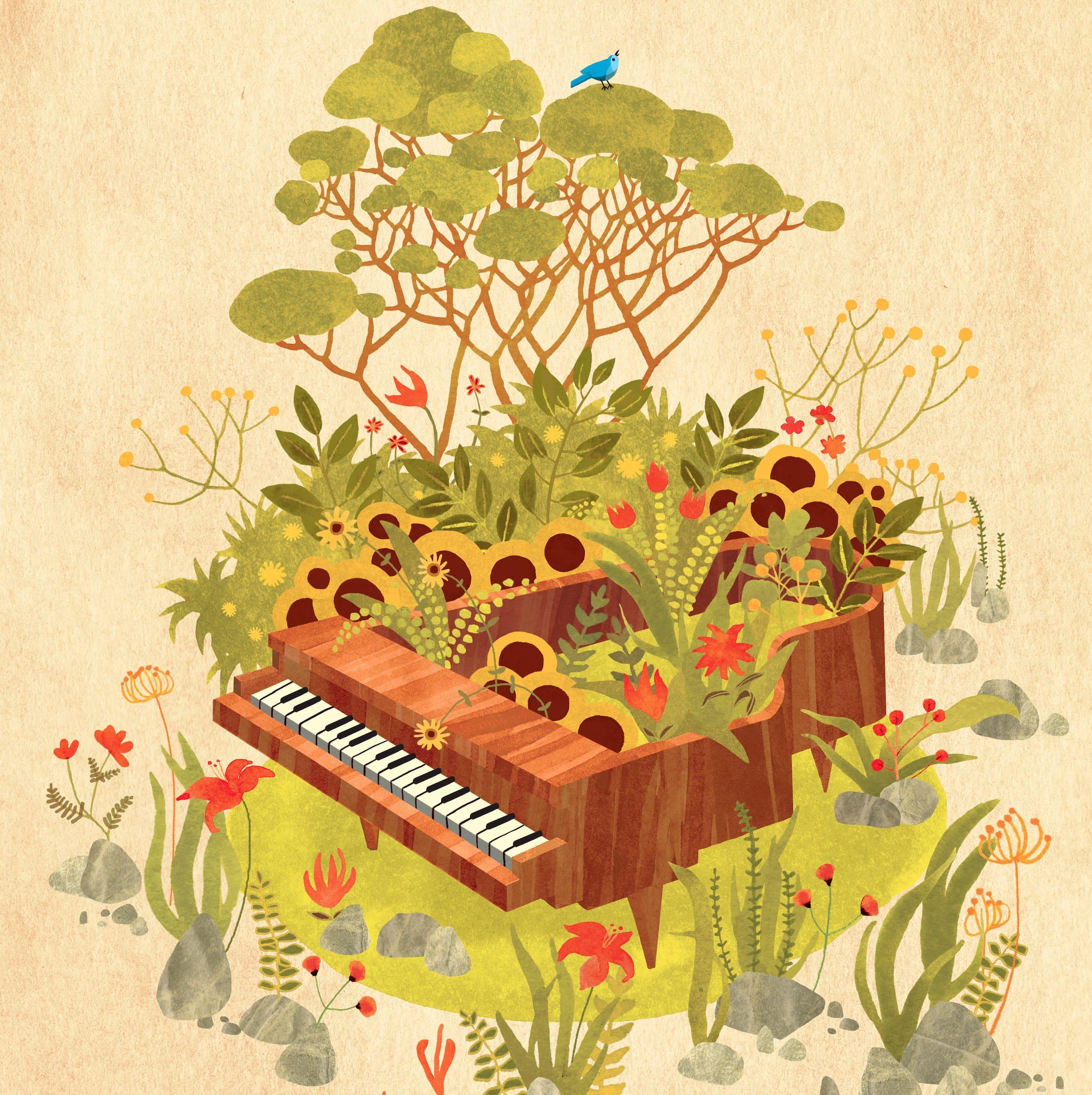 The Piano Storybook
