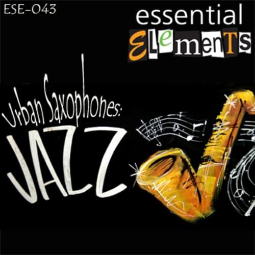 Jazzy Sax 44