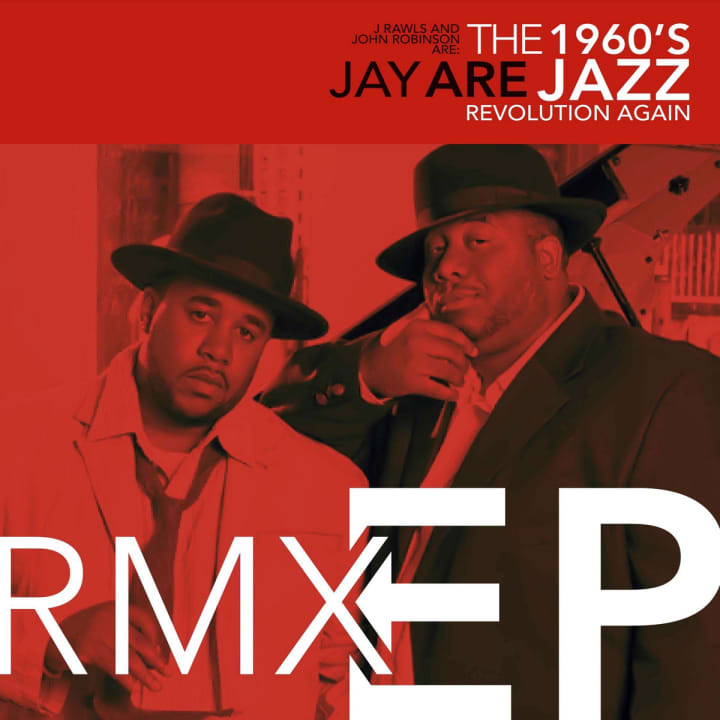 JayARE release a 10th anniversary remix edition of 'The 1960's Jazz Revolution Again'