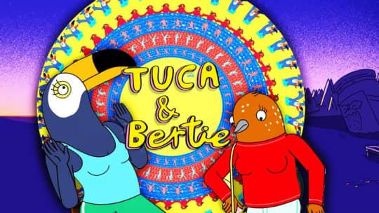 """""""Eso Que Tu Haces"""" by Lido Pimienta featured in Tuca and Bertie"""