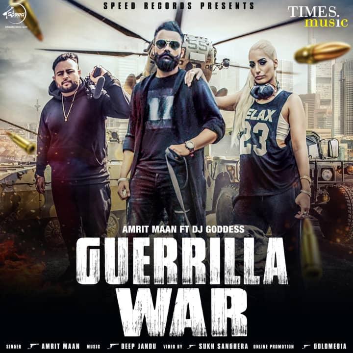 Guerrilla War (feat. DJ Goddess)