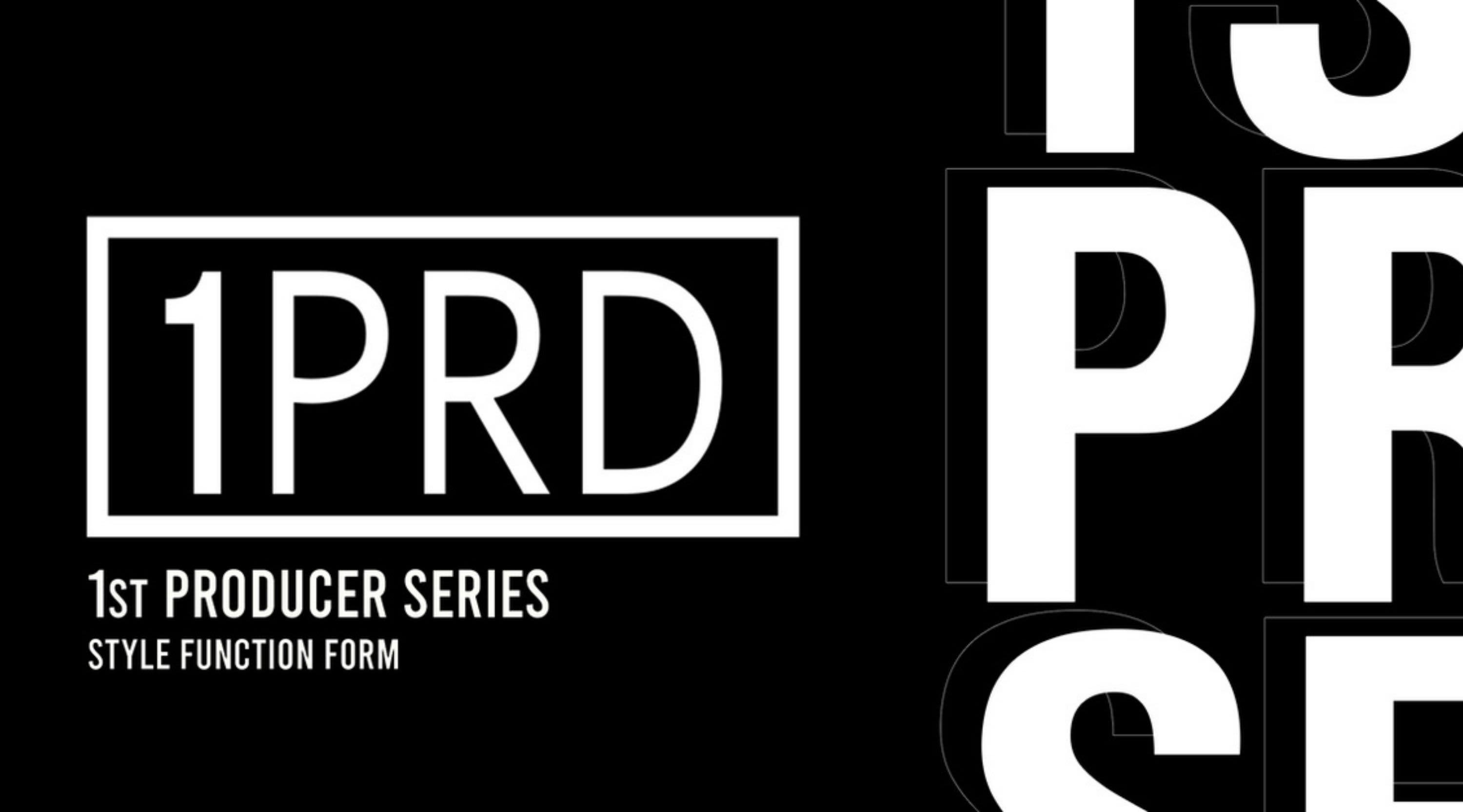 Introducing 1st Producer Series