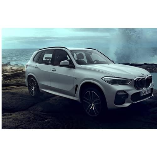 BMW X5 Ad