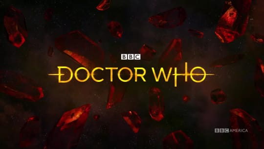 "Doctor Who promo features ""It's A Good Day to Save the World"""