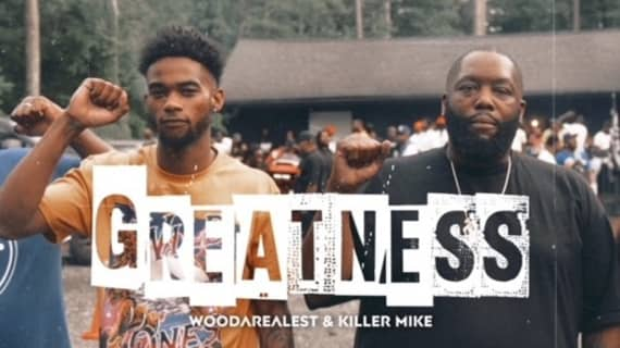 WooDaRealest releases new track featuring Killer Mike