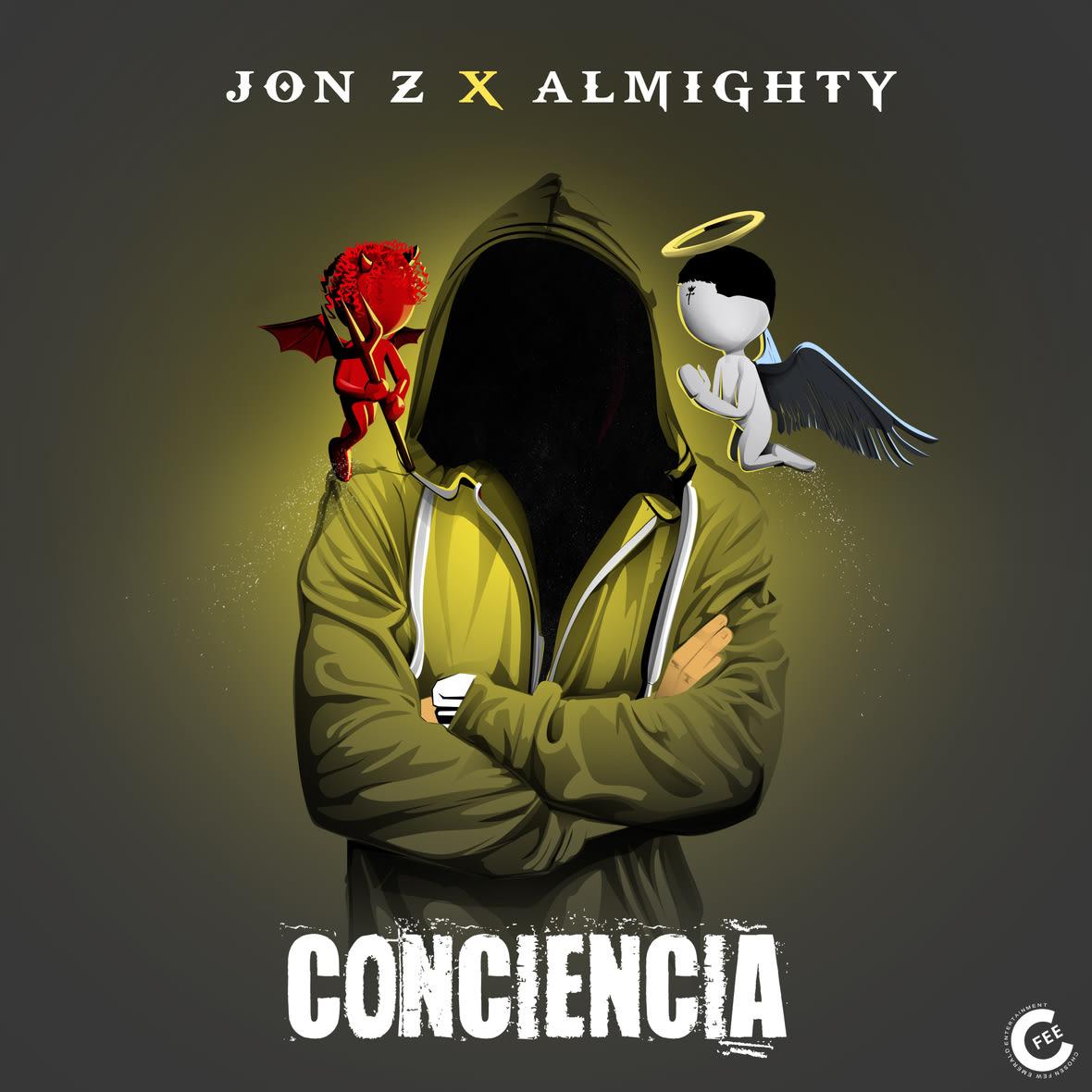 "Jon Z releases a new single ""Conciencia"""