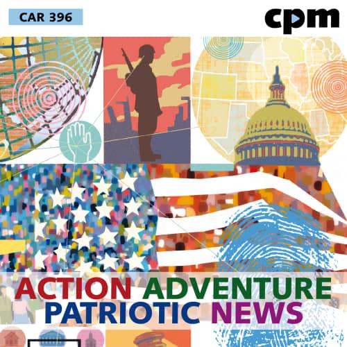 ACTION ADVENTURE / PATRIOTIC NEWS