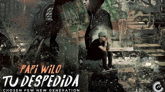 "Papi Wilo and Boy Wonder Chosen Few release video for ""Tu Despedida"""