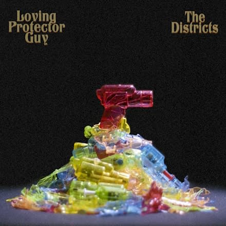 """The Districts release new single """"Loving Protector Guy"""""""