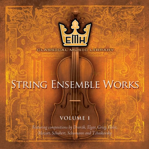 Serenade For String In E Major Op 22 V Finale
