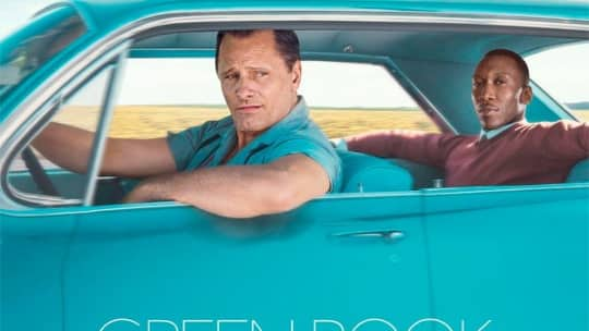 "Green Book trailer featuring ""Pray"""