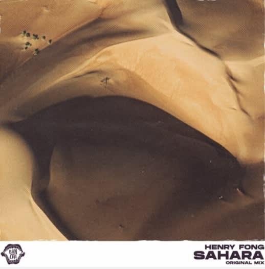 "Henry Fong drops new single ""Sahara"""