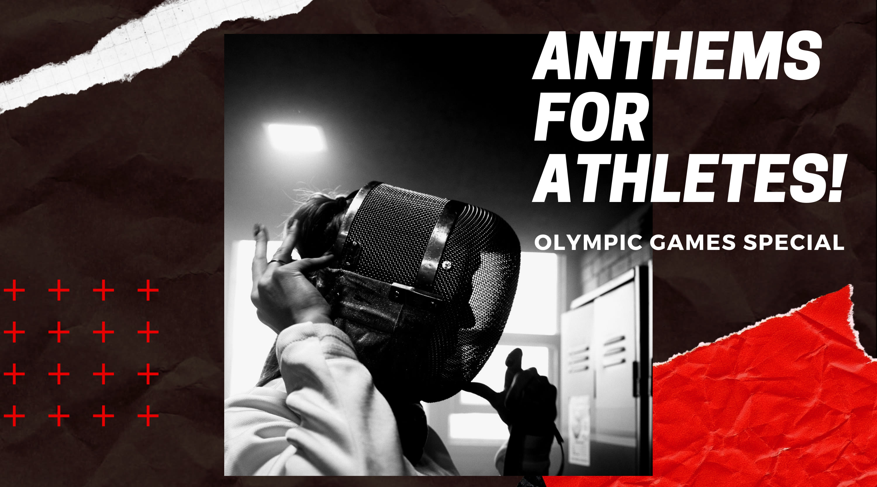 Olympic Games Special: Anthems for Athletes