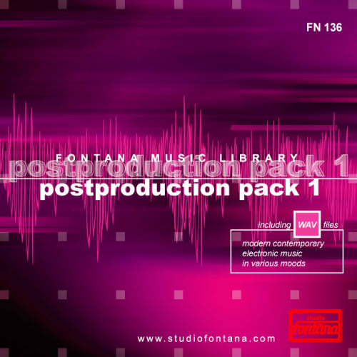 Postproduction Pack 1