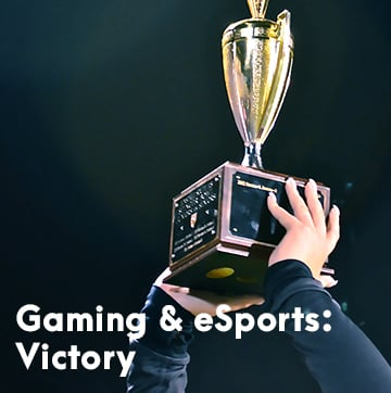 Gaming and eSports: Victory